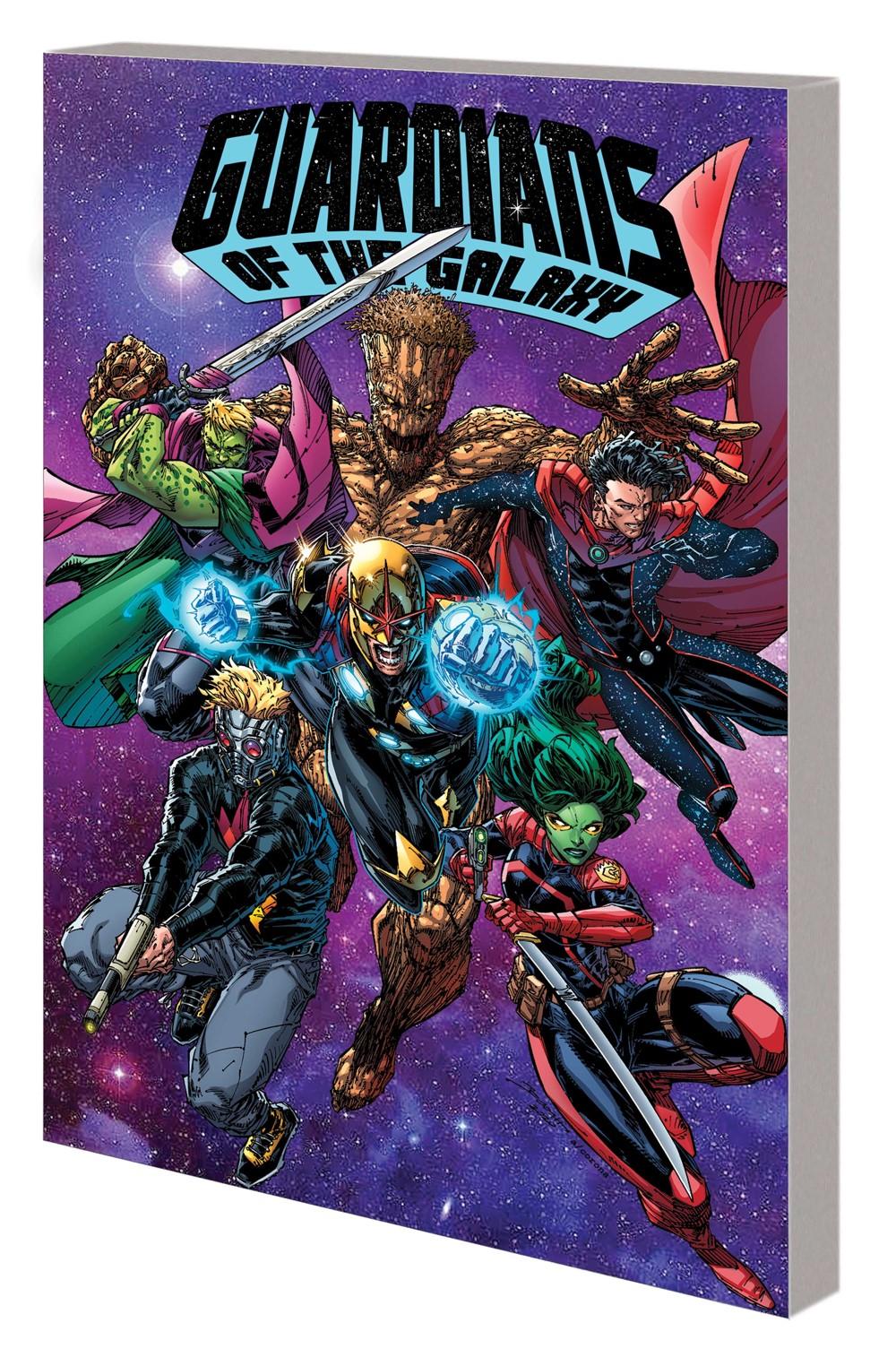 GARGAL_VOL_3_TPB Marvel Comics September 2021 Solicitations
