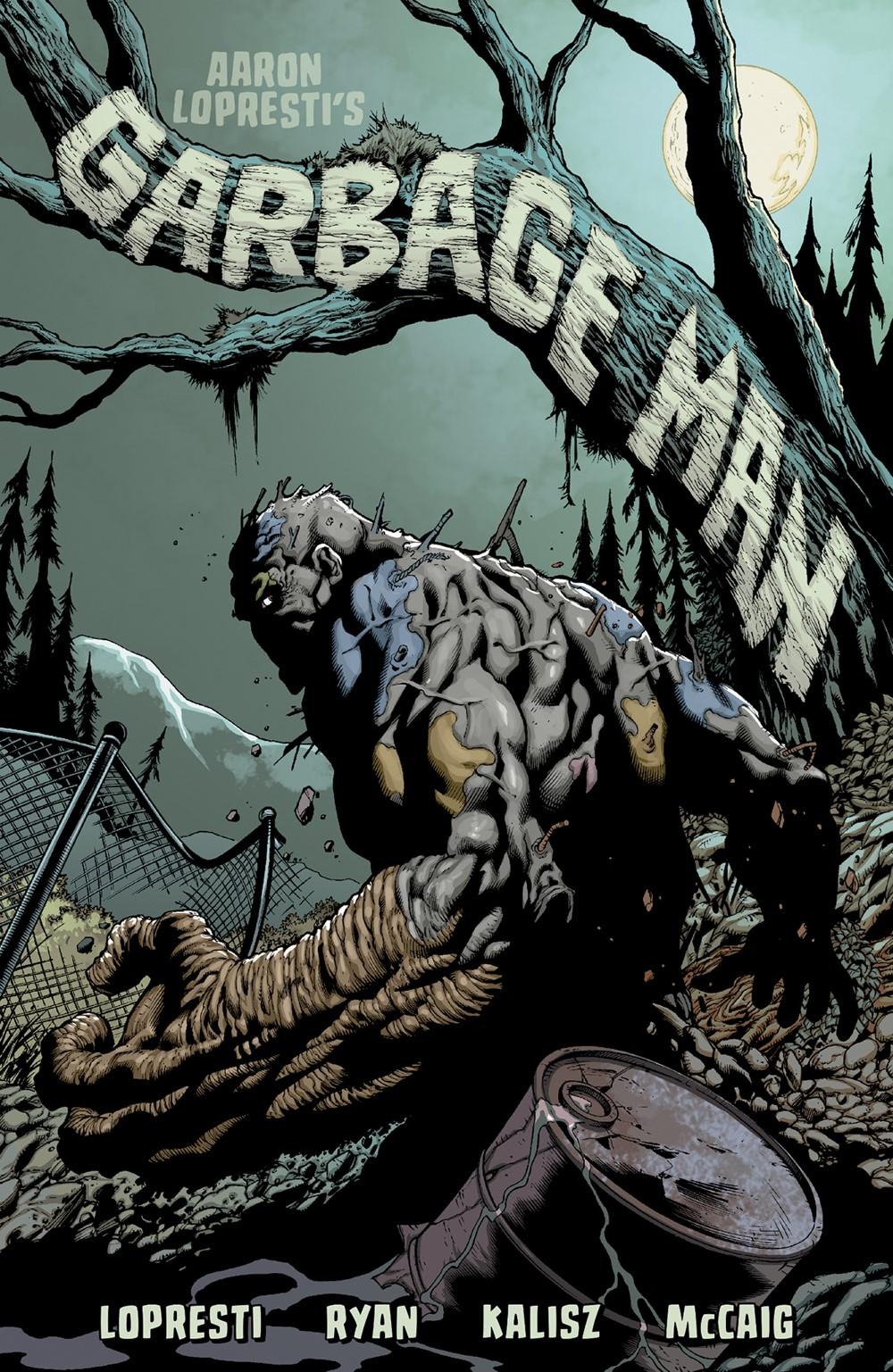 GARMAN_CVR_4x6_SOL Dark Horse Comics September 2021 Solicitations