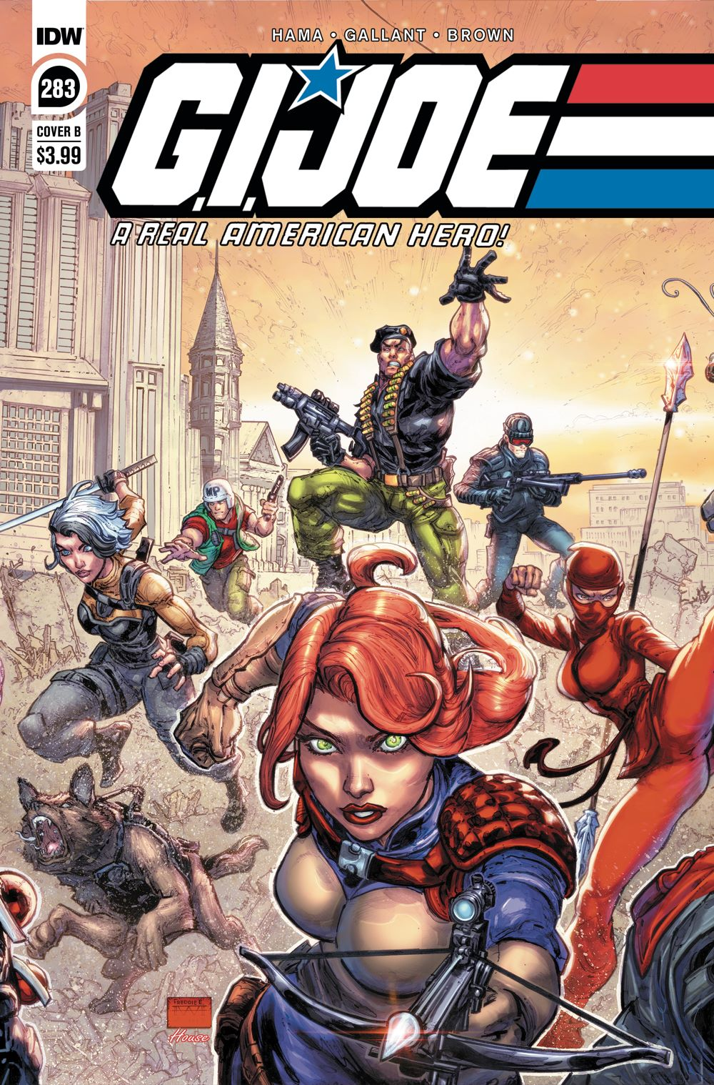 GIJoeRAH283-coverB ComicList: IDW Publishing New Releases for 06/16/2021
