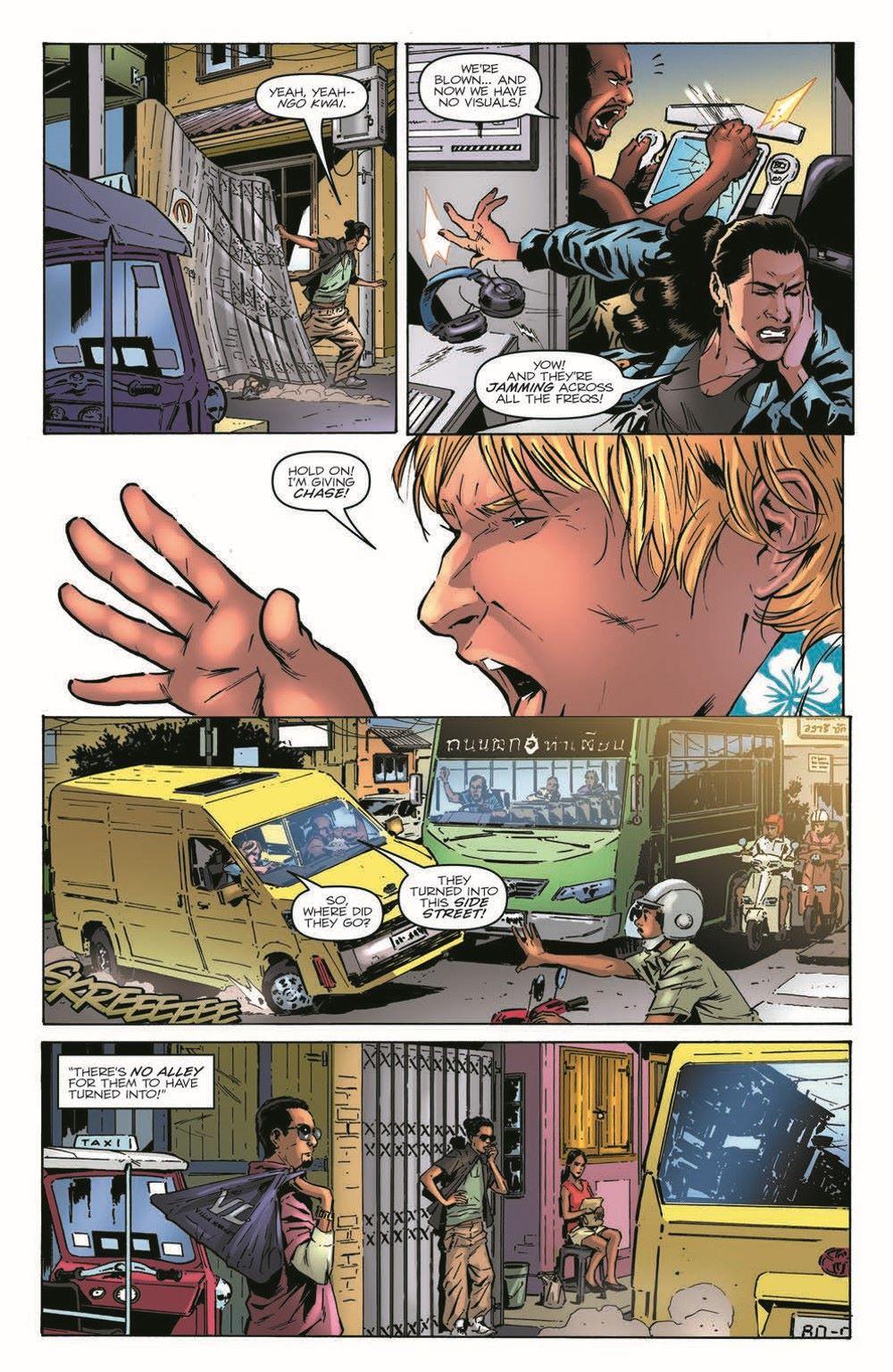 GIJoeRAH283-pr-5 ComicList Previews: G.I. JOE A REAL AMERICAN HERO #283