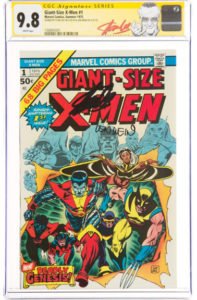 GSX-1-CGC-SS-Lee-Wein-e1622677324237-197x300 Huge X-Men Auction at Heritage