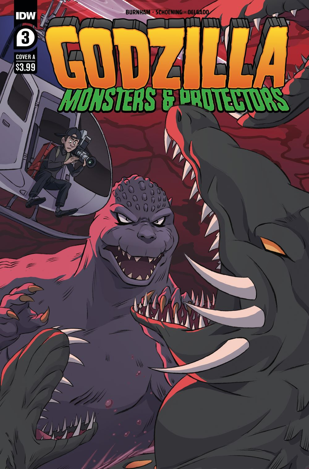 Godzilla_MP03-coverA ComicList: IDW Publishing New Releases for 06/16/2021