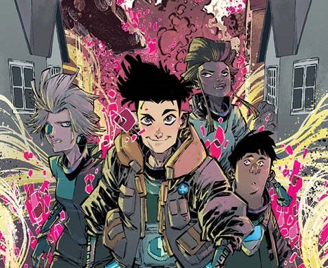 GoodLuck_001_Cover_A_Main ComicList Previews: GOOD LUCK #1 (OF 5)