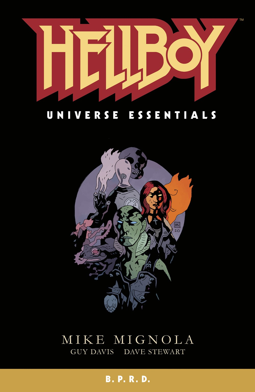 HBYEBPRD_CVR_4x6_SOL Dark Horse Comics September 2021 Solicitations
