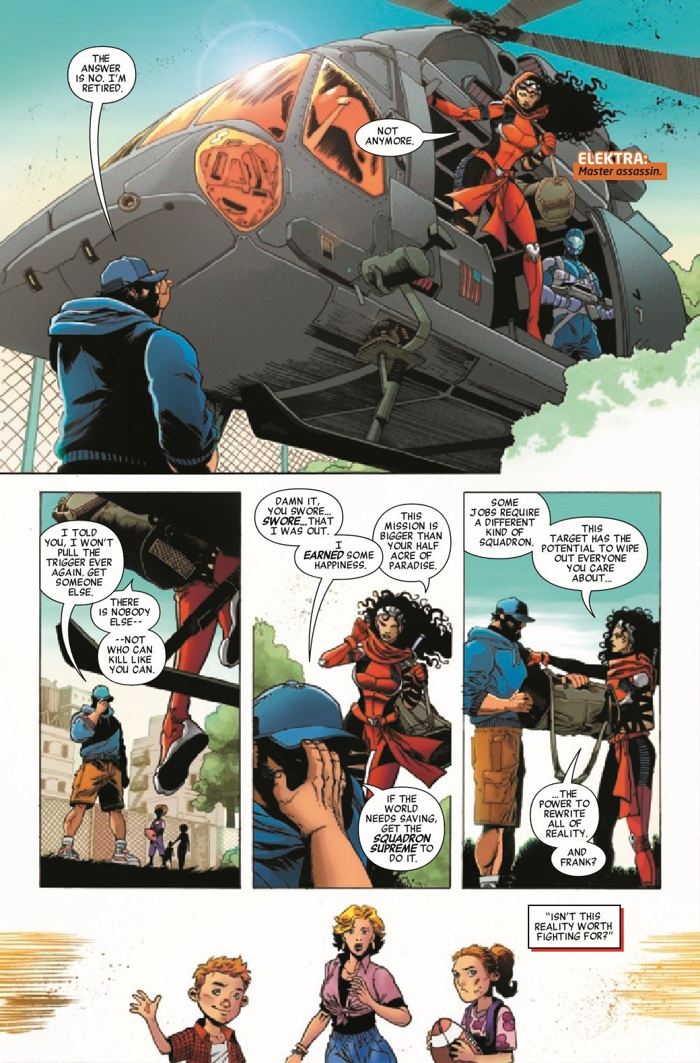 HRSQSAVAGE2021001_Preview-4 ComicList Previews: HEROES REBORN SQUADRON SAVAGE #1