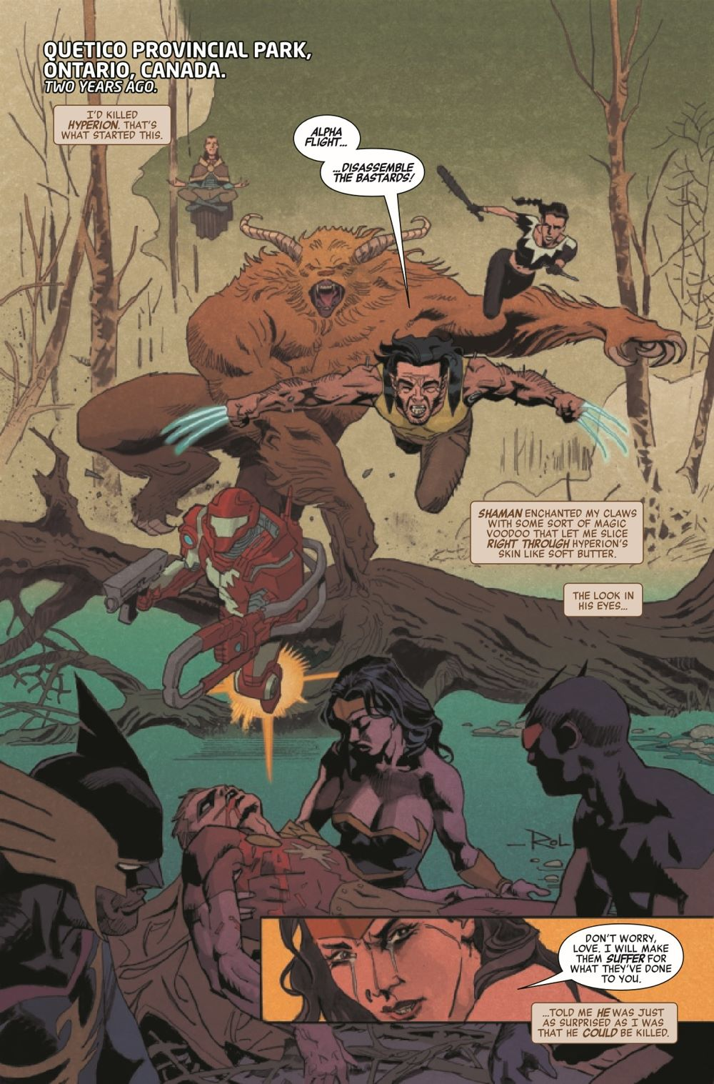 HRWEAPXFINALF2021001_Preview-3 ComicList Previews: HEROES REBORN WEAPON X AND FINAL FLIGHT #1