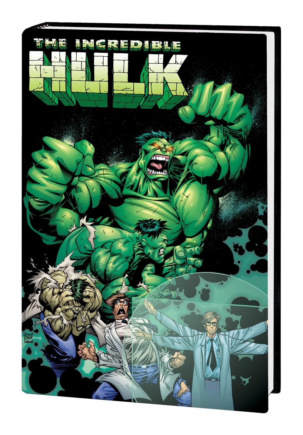 HULKPDOMNIV4HC_KUBERT Marvel Comics September 2021 Solicitations