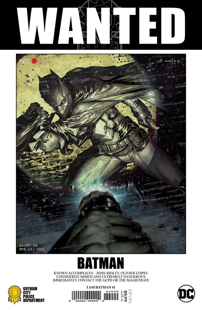 IAMBM_Cv1_ratio_var DC Comics September 2021 Solicitations