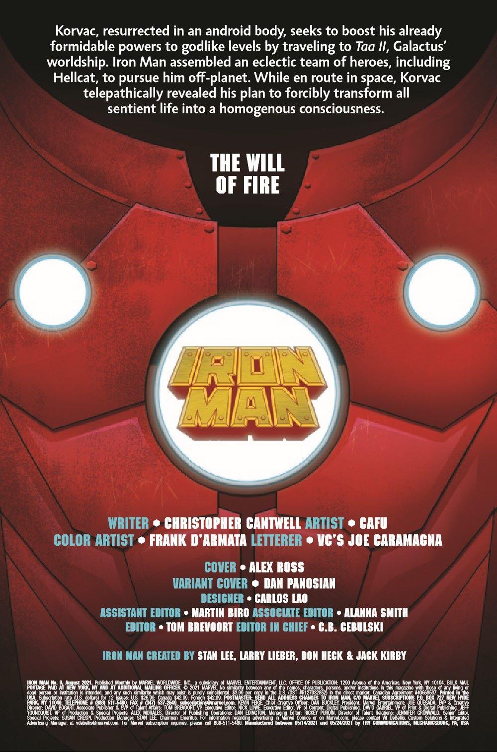IM2020009_Preview-2 ComicList Previews: IRON MAN #9