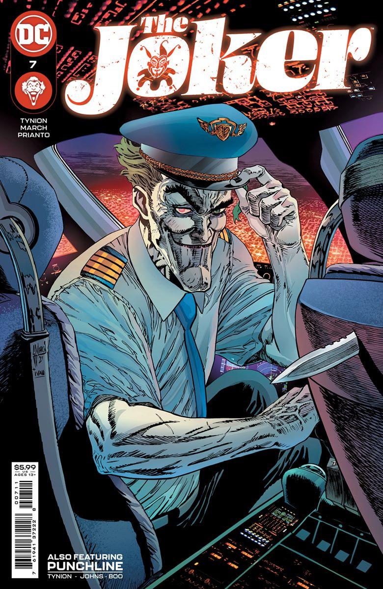 JKR_Cv7_00711 DC Comics September 2021 Solicitations