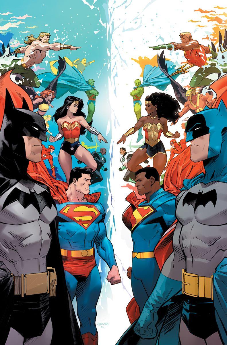 JLINFINITY_CV_03_DAN DC Comics September 2021 Solicitations