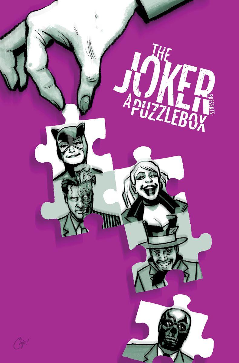 JOKER2-cmyk DC Comics September 2021 Solicitations