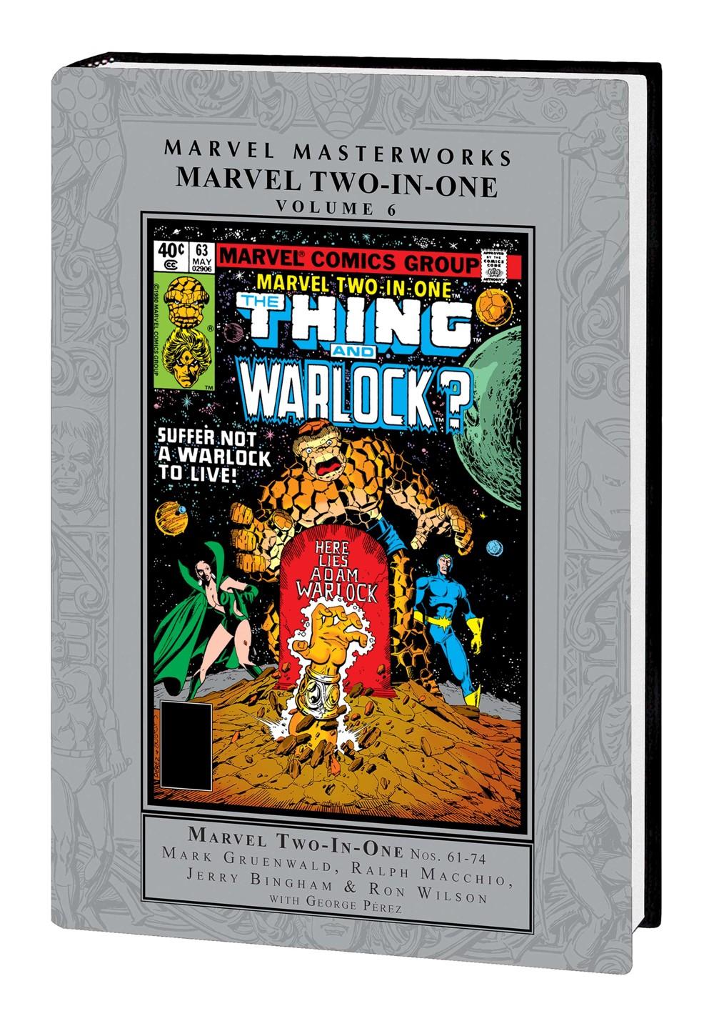 MMMTIO006_HC Marvel Comics September 2021 Solicitations
