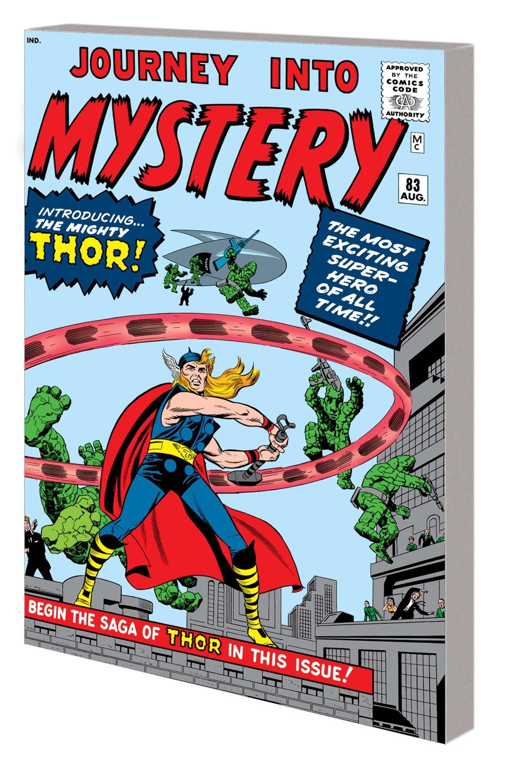 MMTHOR001GNVAR_solicit Marvel Comics September 2021 Solicitations