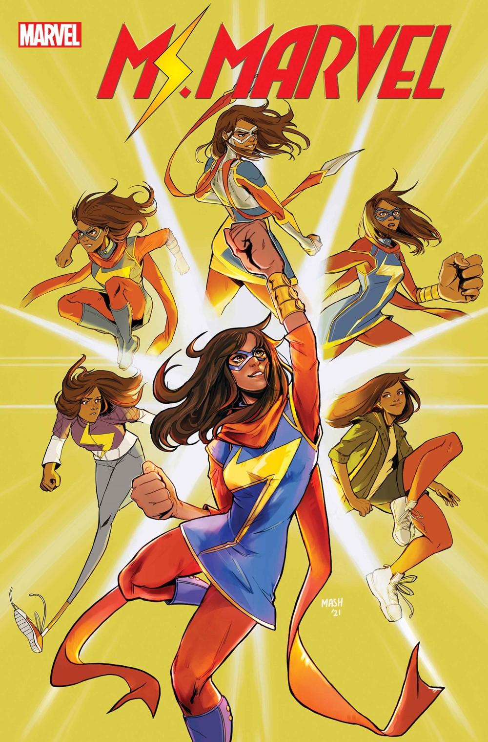 MSMARV2021001_COV Marvel Comics September 2021 Solicitations