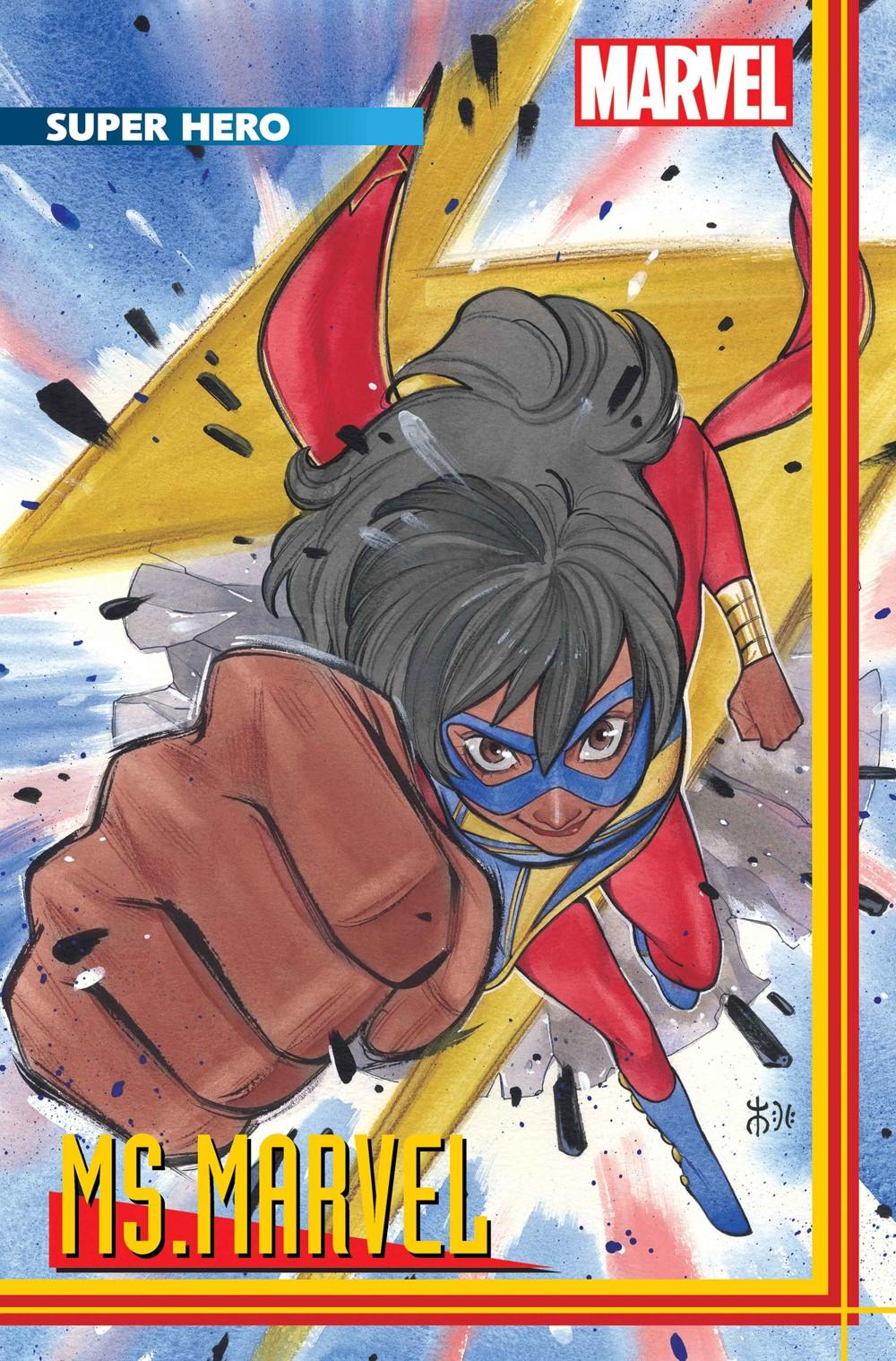 MSMARV2021001_Momoko Marvel Comics September 2021 Solicitations