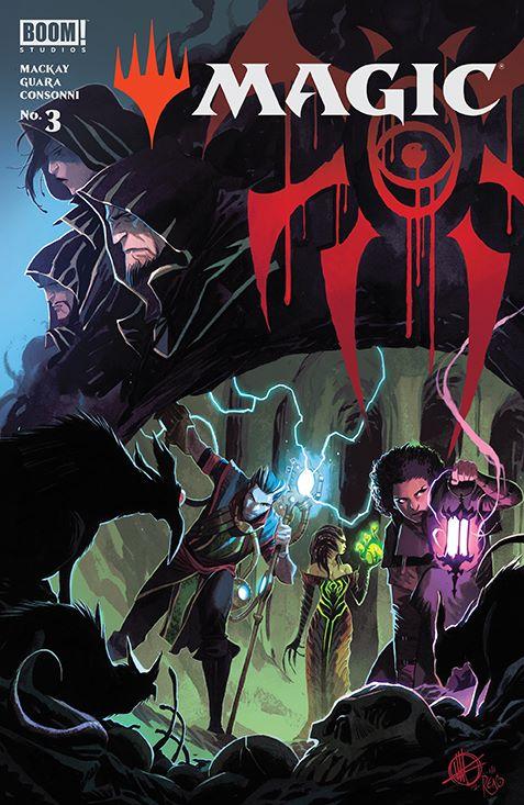 Magic_003_Cover_A_Main-1 ComicList: BOOM! Studios New Releases for 06/16/2021