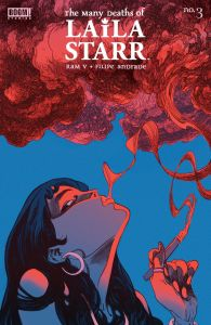 ManyDeathsLailaStarr_003_Cover_A_Main-195x300 ComicList Previews: THE MANY DEATHS OF LAILA STARR #3 (OF 5)