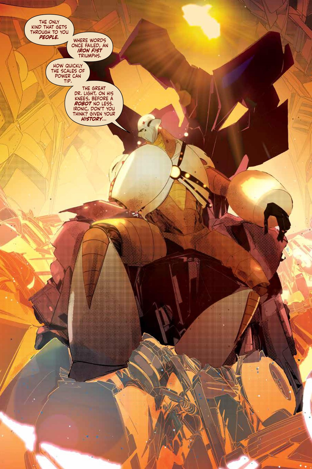 MegaMan_FullyCharged_SC_PRESS_12 ComicList Previews: MEGA MAN FULLY CHARGED TP