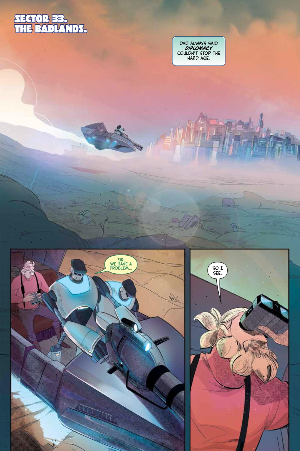 MegaMan_FullyCharged_SC_PRESS_9 ComicList Previews: MEGA MAN FULLY CHARGED TP
