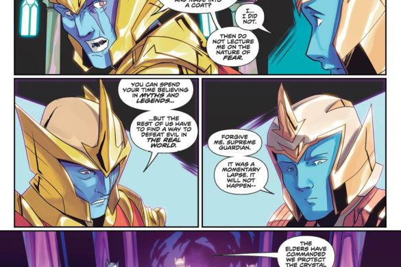 MightyMorphin_008_InteriorArt_004_PROMO-1 First Look at MIGHTY MORPHIN #8 from BOOM! Studios