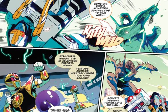 MightyMorphin_008_InteriorArt_005_PROMO-1 First Look at MIGHTY MORPHIN #8 from BOOM! Studios
