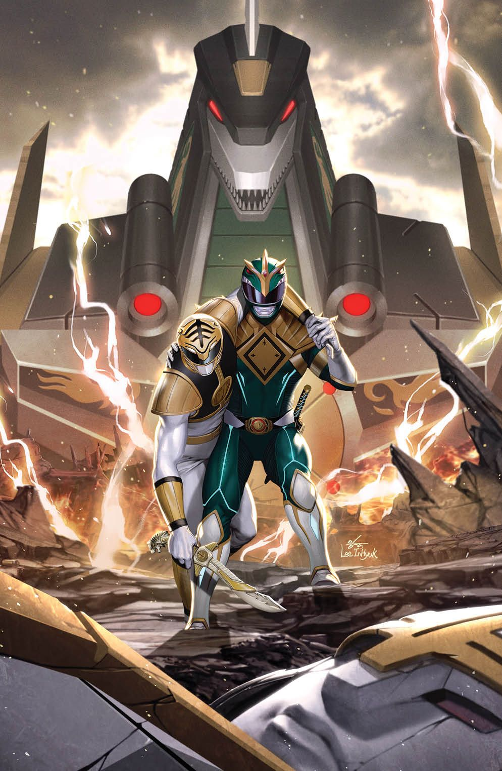 Mighty_Morphin_008_Cover_D_Variant-1 ComicList Previews: MIGHTY MORPHIN #8