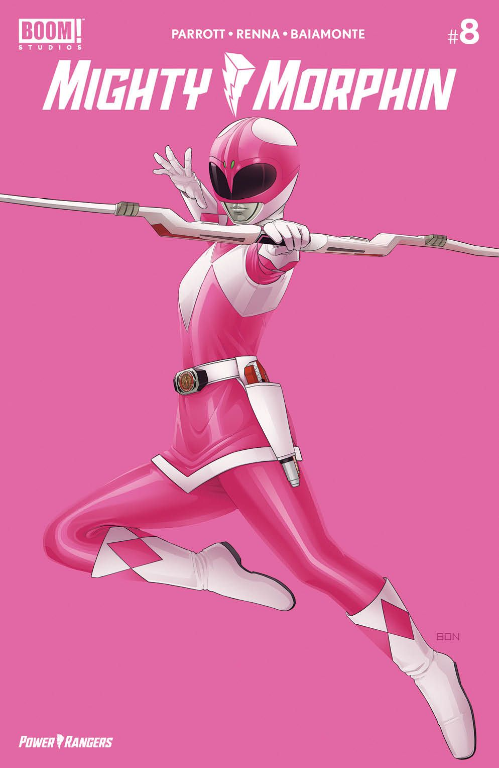 Mighty_Morphin_008_Cover_J_Variant-1 ComicList Previews: MIGHTY MORPHIN #8