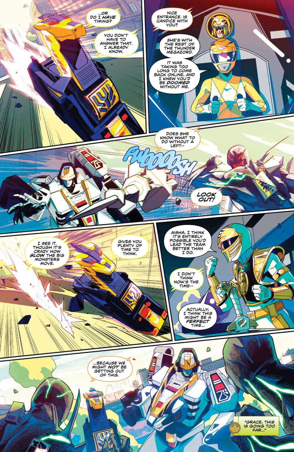 Mighty_Morphin_008_PRESS_8-1 ComicList Previews: MIGHTY MORPHIN #8