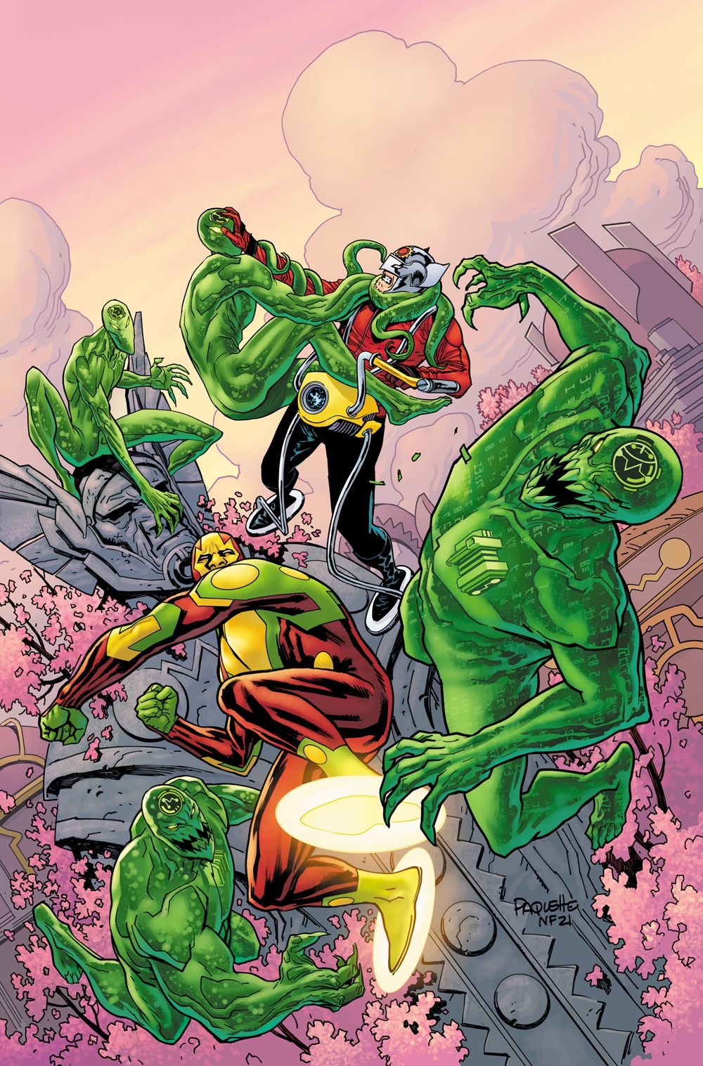 MisterMiracle_Cover_005-2 DC Comics September 2021 Solicitations