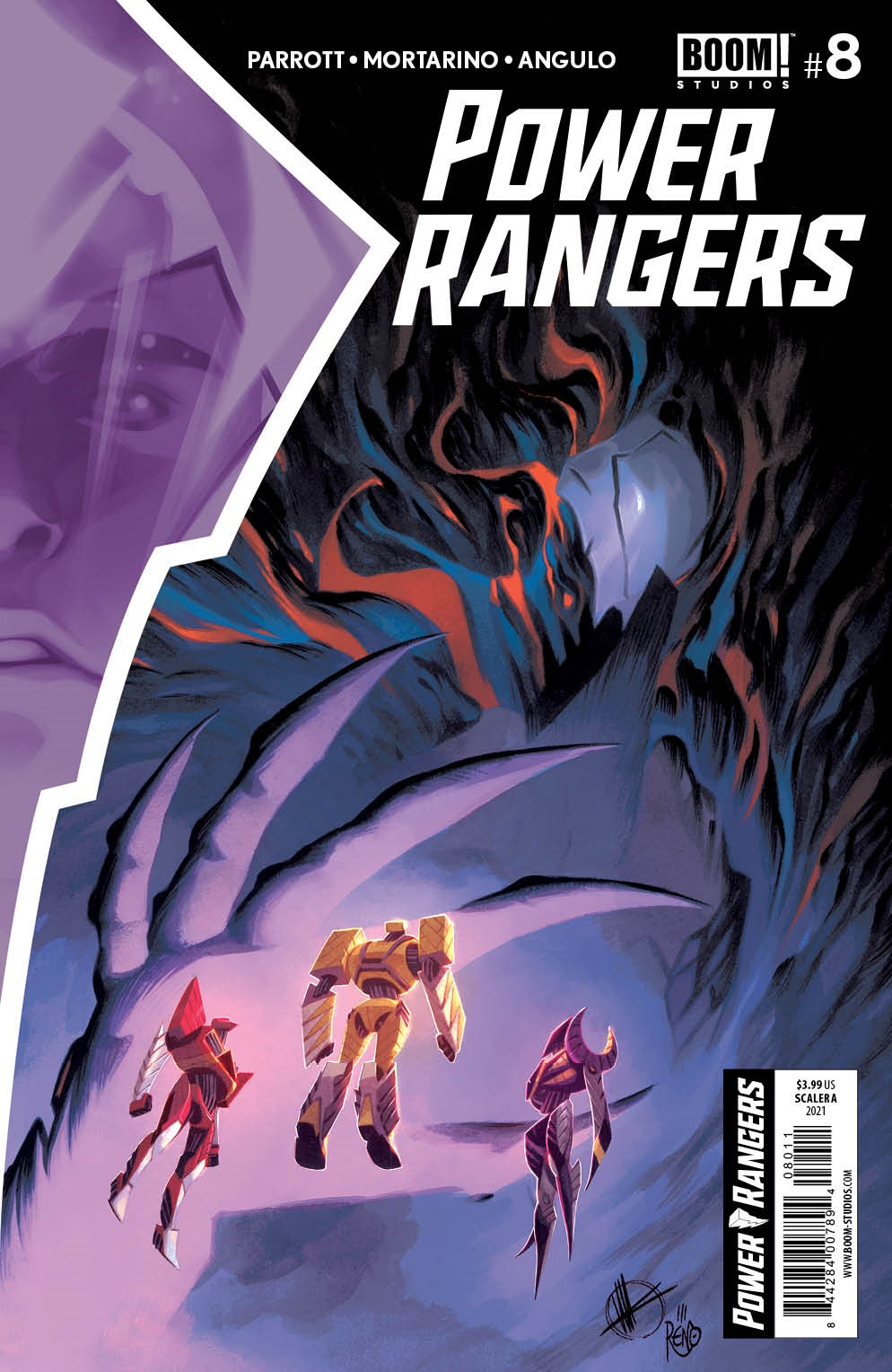 PowerRangers_008_Cover_A_Main ComicList: BOOM! Studios New Releases for 06/23/2021