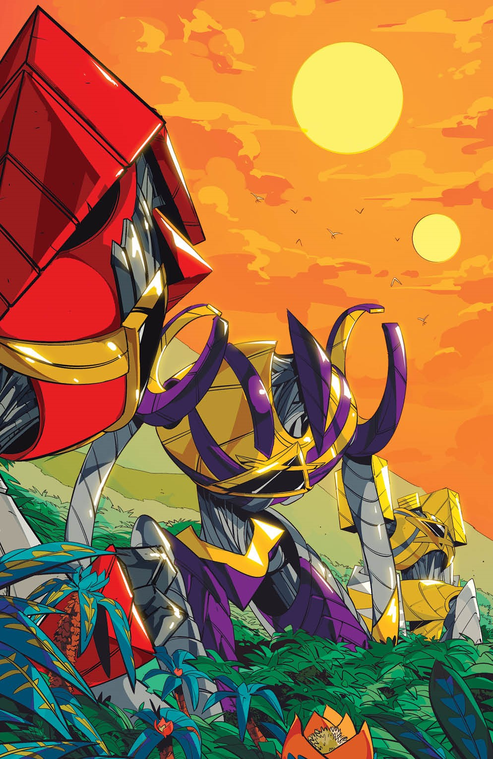 PowerRangers_008_Cover_E_Variant ComicList: BOOM! Studios New Releases for 06/23/2021