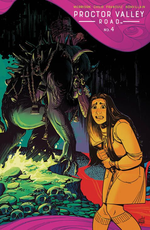 ProctorValleyRoad_004_Cover_B_Variant ComicList: BOOM! Studios New Releases for 06/16/2021