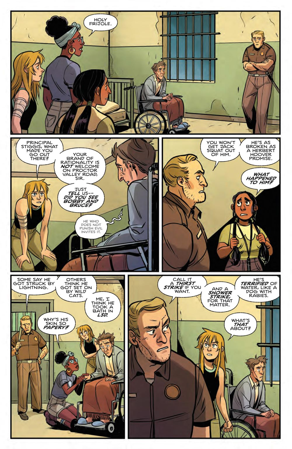 ProctorValleyRoad_004_PRESS_8 ComicList Previews: PROCTOR VALLEY ROAD #4 (OF 5)