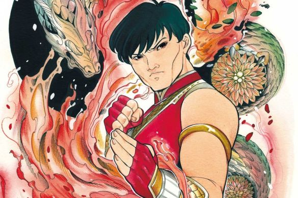 SHANGCHI2021002_Momoko Michael Cho's variant cover for SHANG-CHI #2 revealed