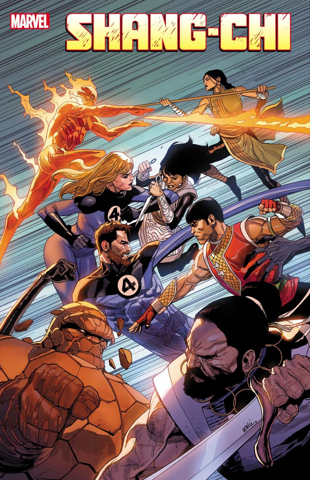 SHANGCHI2021004_cov Marvel Comics September 2021 Solicitations