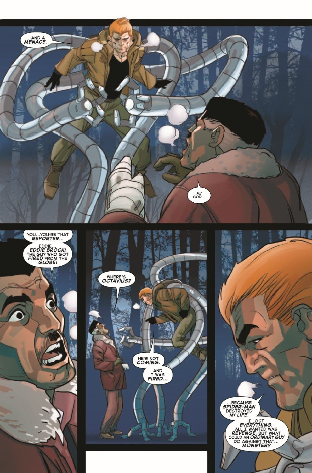 SMSPIDERSHADOW2021003_Preview-4 ComicList Previews: SPIDER-MAN SPIDER'S SHADOW #3 (OF 4)