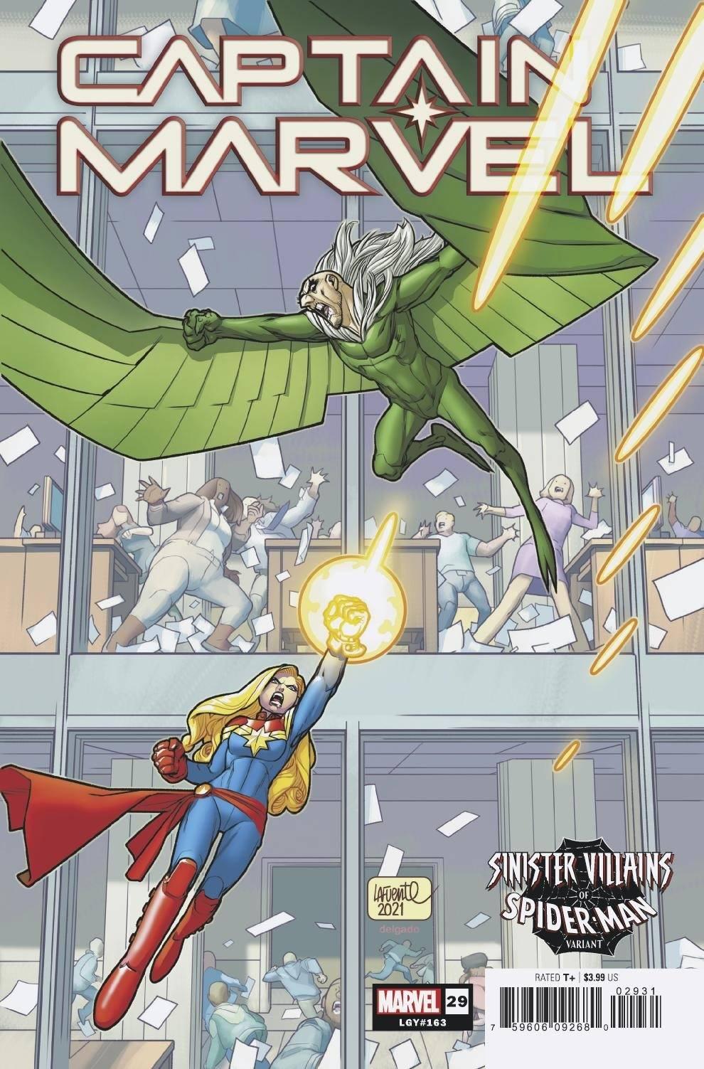 STL188779 ComicList: Marvel Comics New Releases for 06/23/2021