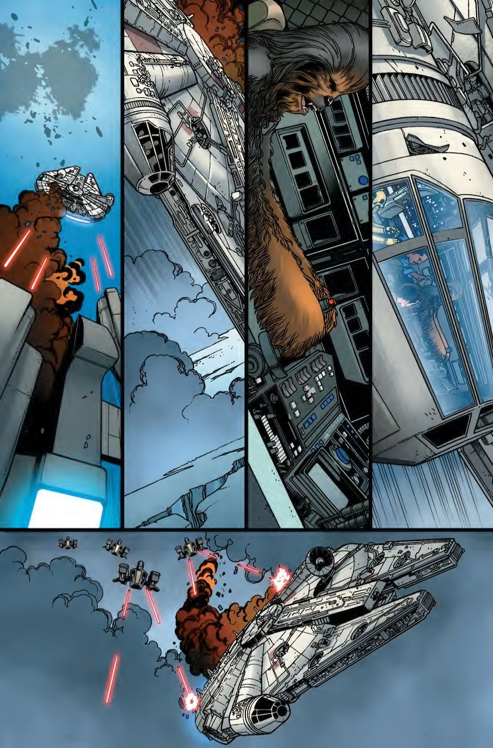 STWARS2020014_Preview-6 ComicList Previews: STAR WARS #14