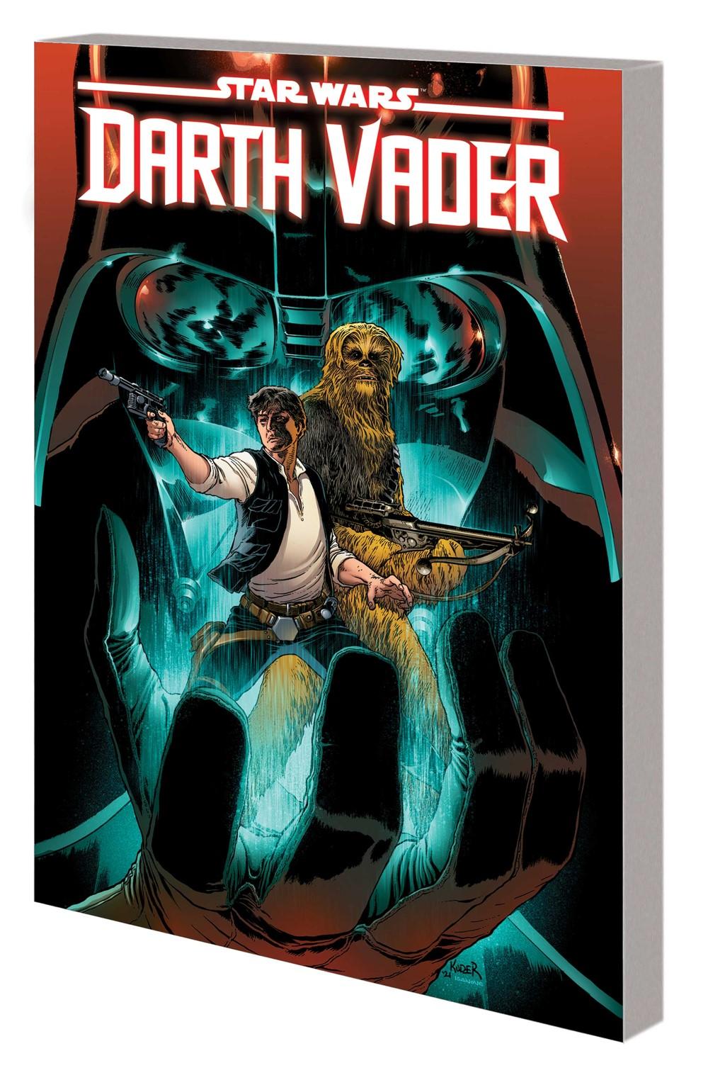 SW_DARTH_VADER_VOL_3_TPB Marvel Comics September 2021 Solicitations