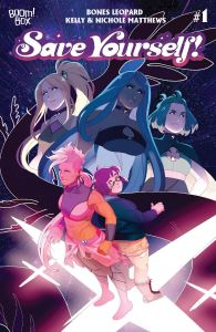 SaveYourself_001_Cover_A_Main-195x300 ComicList Previews: SAVE YOURSELF #1 (OF 4)