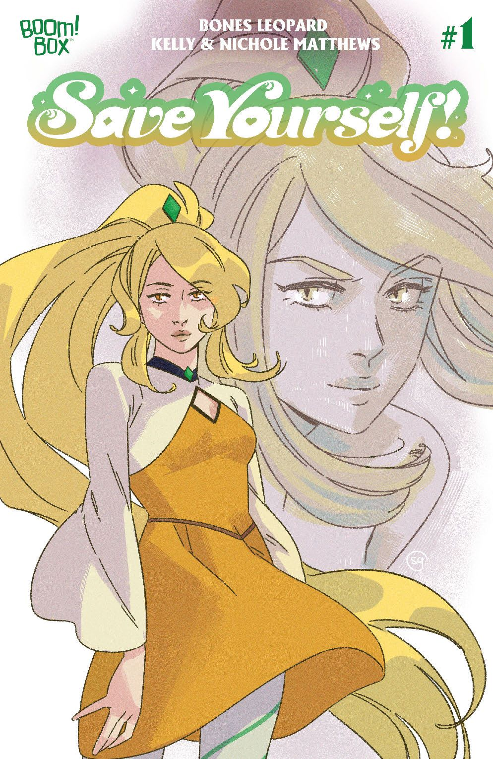SaveYourself_001_Cover_B_MagicalGirlVariant ComicList Previews: SAVE YOURSELF #1 (OF 4)