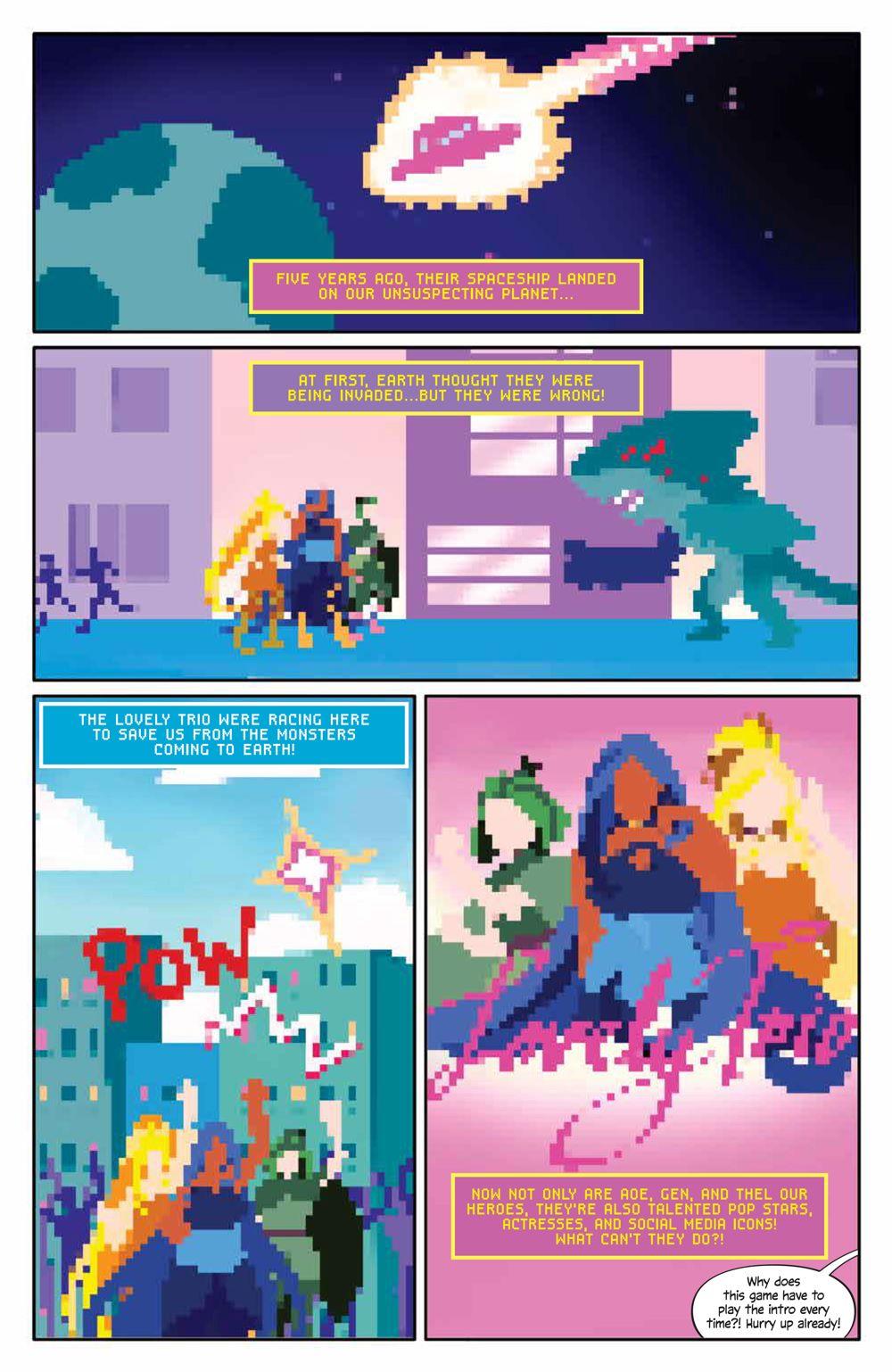 SaveYourself_001_PRESS_3 ComicList Previews: SAVE YOURSELF #1 (OF 4)