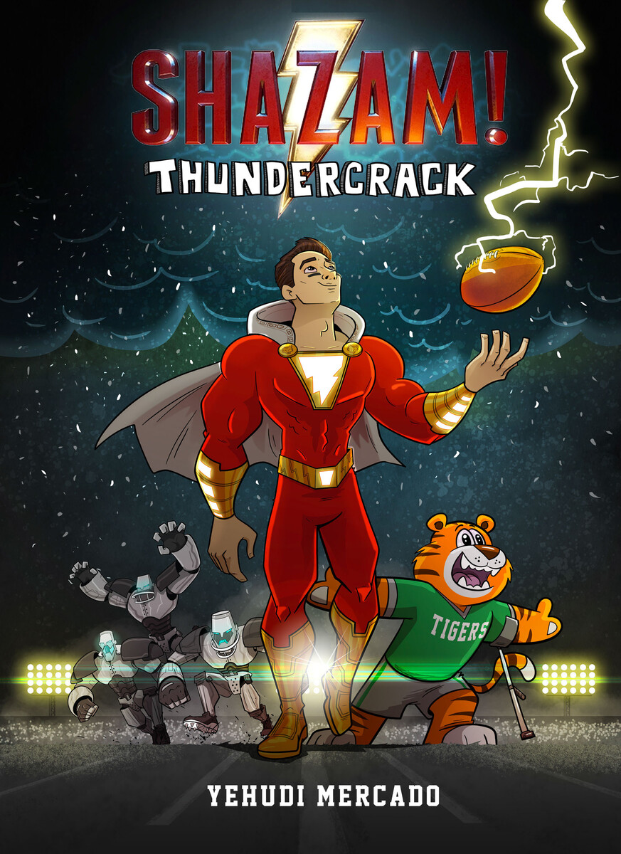 ShazamThundercrack_60afe24f1561b3.49186438 Young adults will see Billy play ball in SHAZAM! THUNDERCRACK