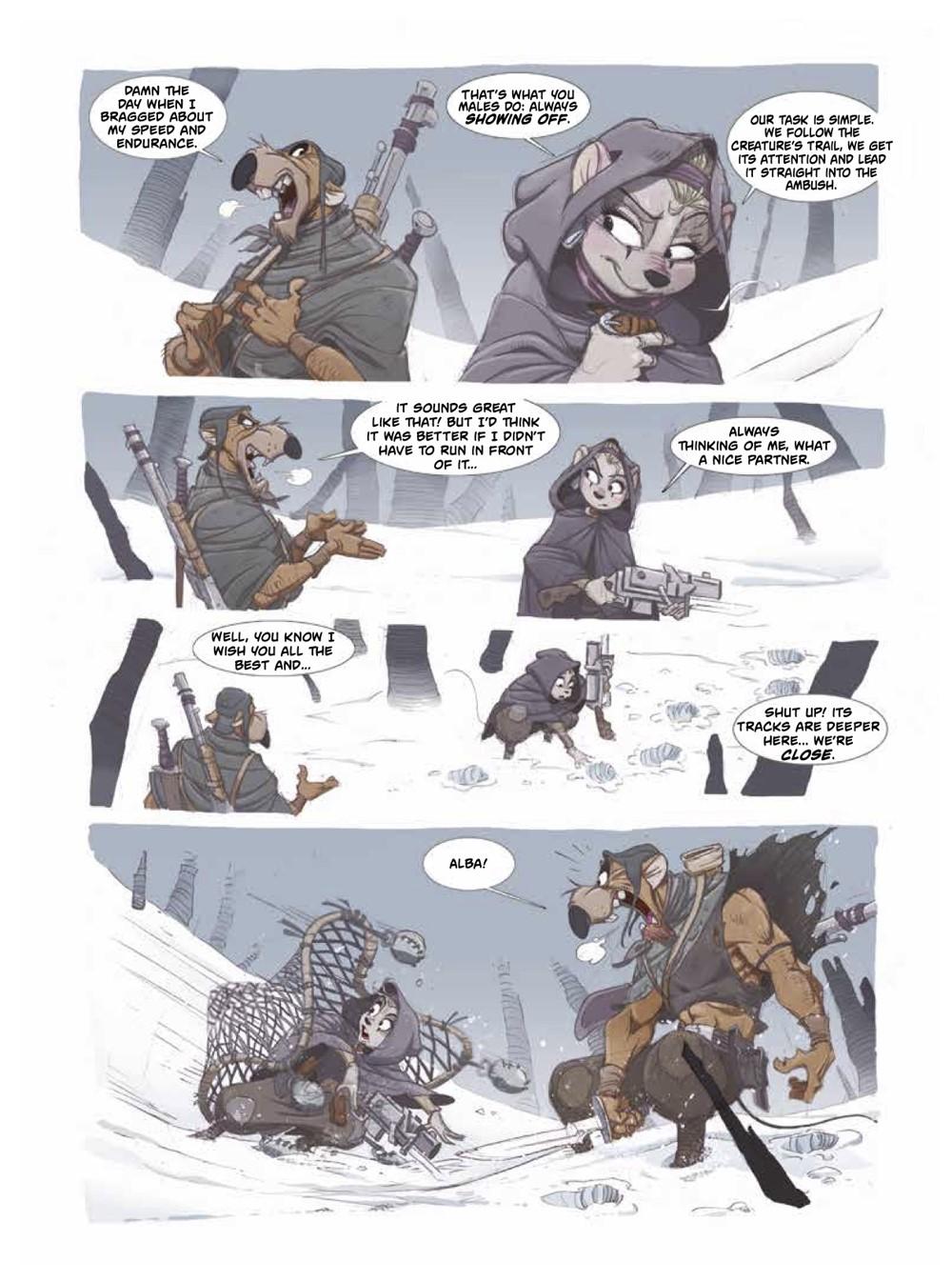 Solo2-6 ComicList Previews: OSCAR MARTIN'S SOLO VOLUME 2 HC