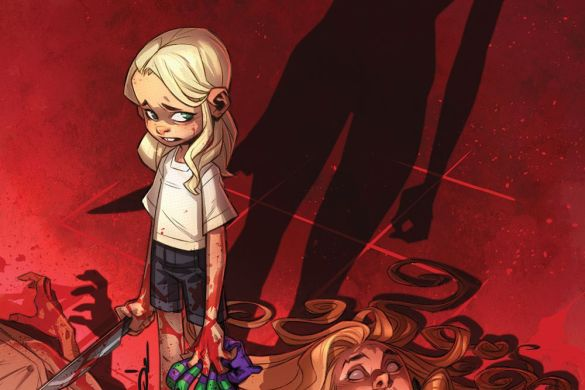 SomethingKillingChildren_017_Cover_Variant_Yildirim_PROMO First Look at SOMETHING IS KILLING THE CHILDREN #17 from BOOM! Studios
