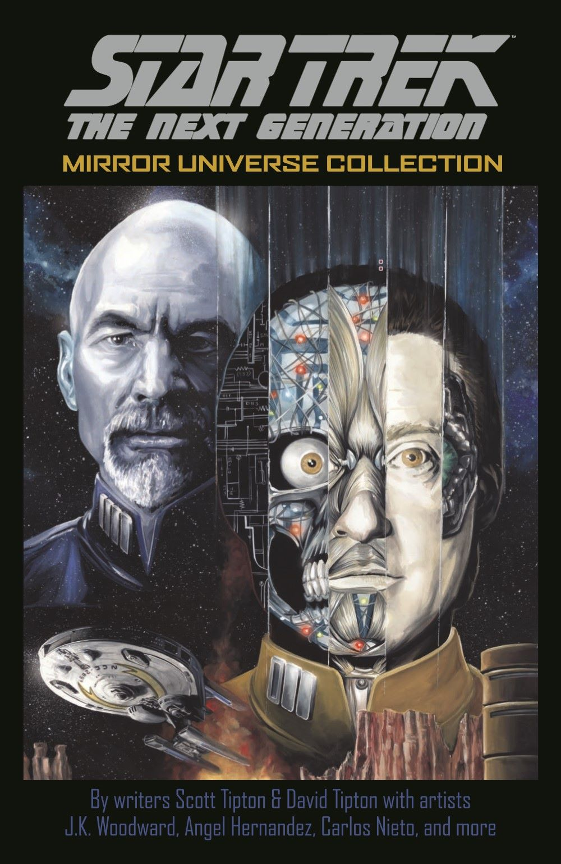 Star_Trek-TNG-MUC-pr-1 ComicList Previews: STAR TREK THE NEXT GENERATION MIRROR UNIVERSE COLLECTION TP