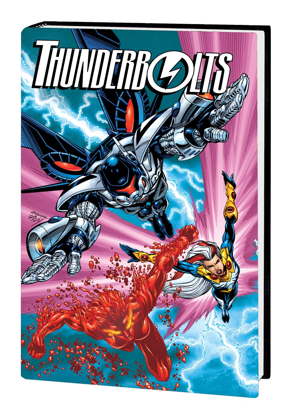 TBOLTS_OMNI_V2_HC_ZIRCHER Marvel Comics September 2021 Solicitations