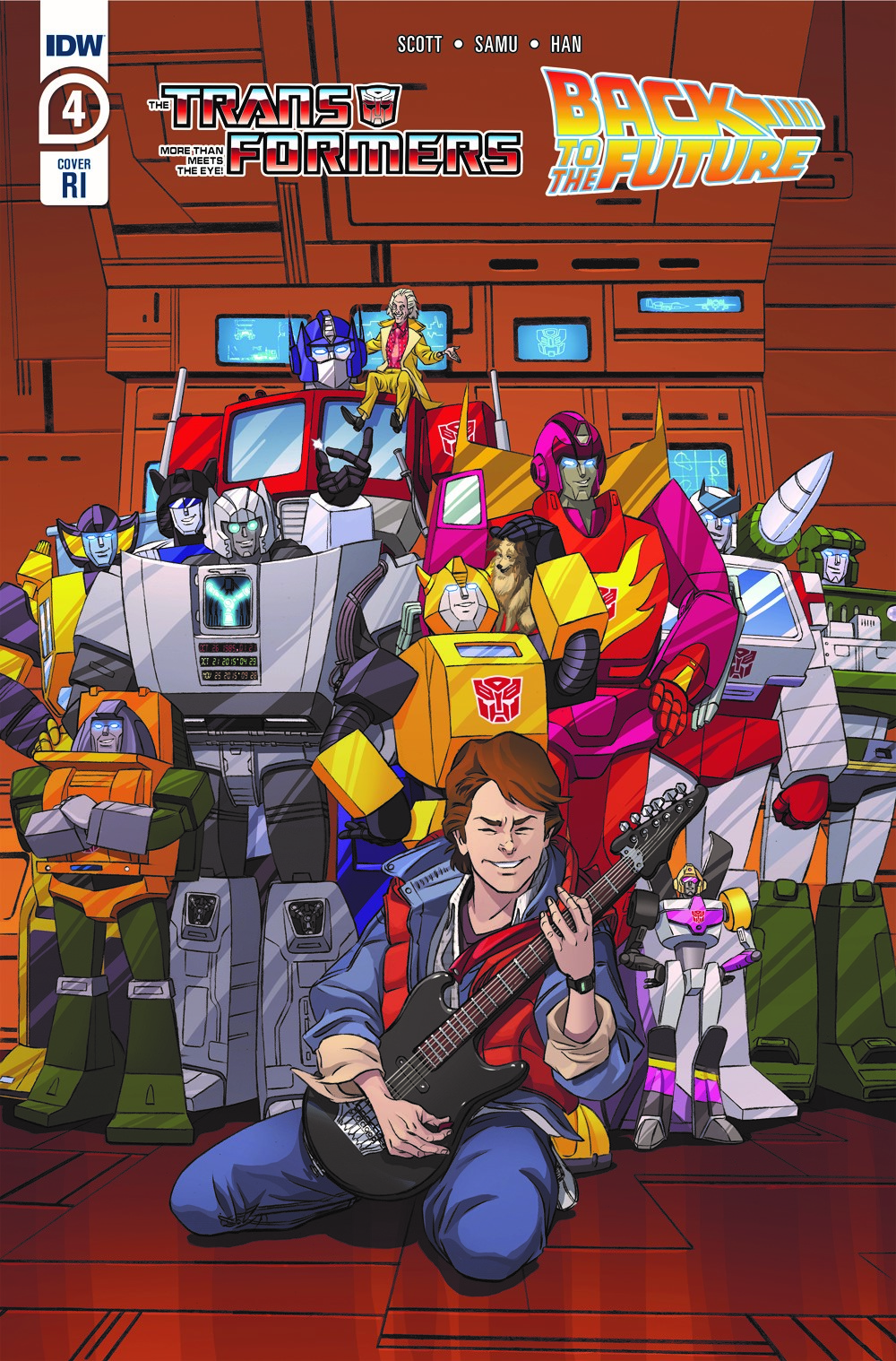 TF-BTTF04-coverRI ComicList: IDW Publishing New Releases for 06/23/2021
