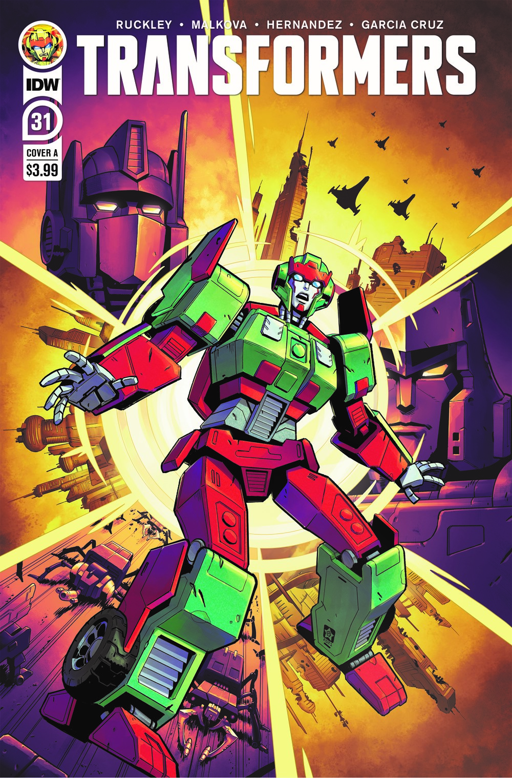 TF31-cvr-A ComicList: IDW Publishing New Releases for 06/23/2021